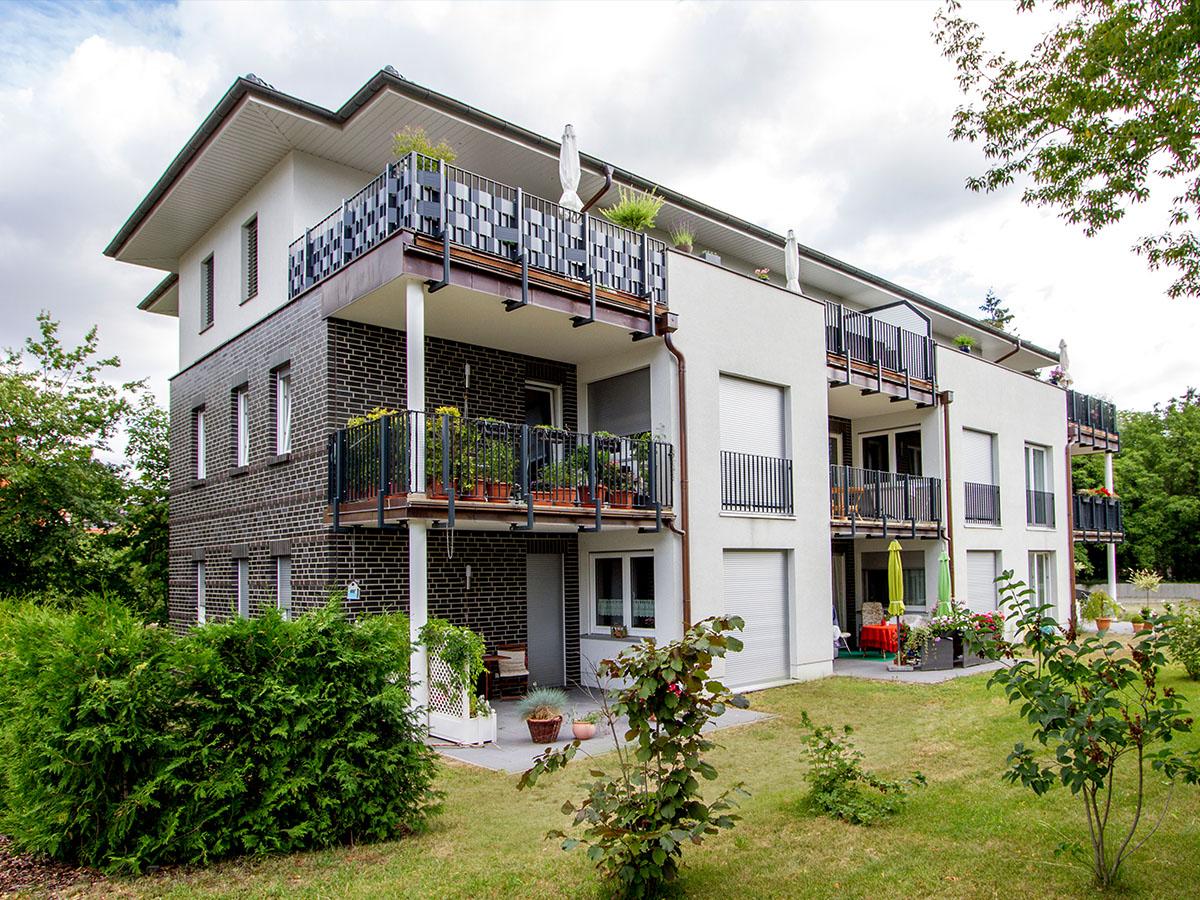 Mietobjekt mit 8 Einheiten in Woltersdorf