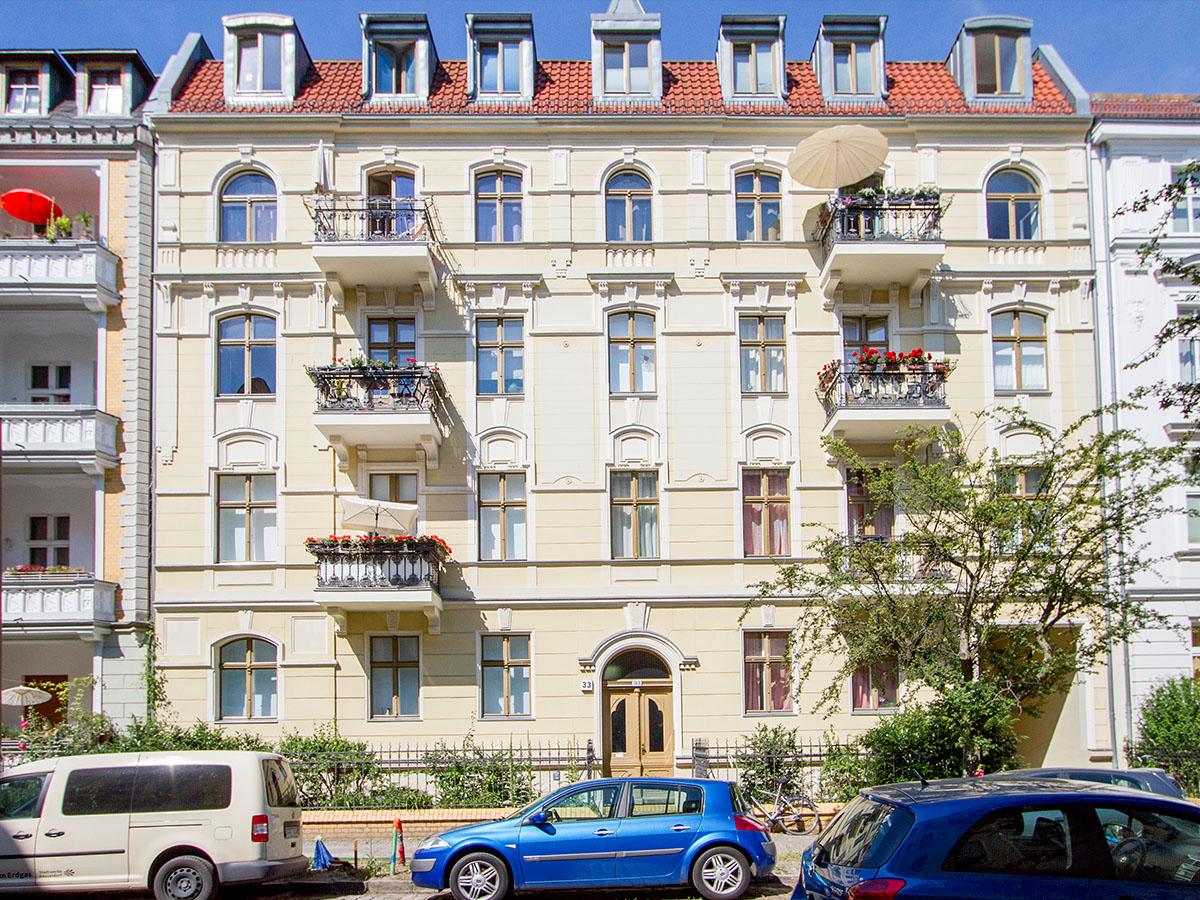 WEG mit 20 Einheiten in Potsdam (Brandenb. Vorstadt)