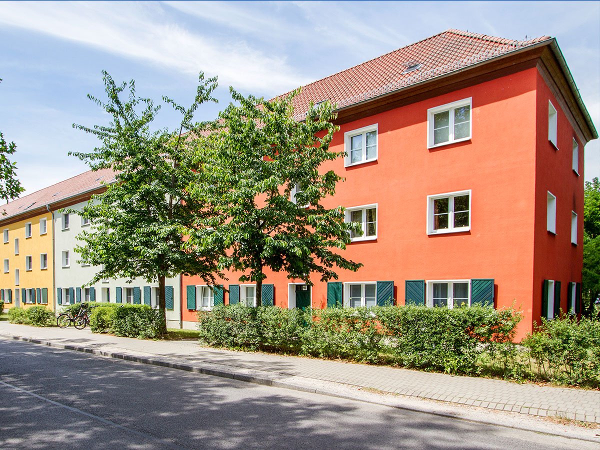 WEG und Mietobjekt mit 60 Einheiten in Potsdam (Bornstedt)